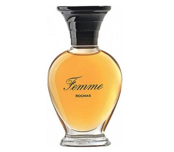 Любимые ароматы Одри Хепберн - Rochas Femme (Rochas)