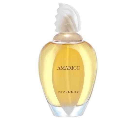5 ароматов, которые любила Уитни Хьюстон - Amarige (Givenchy)