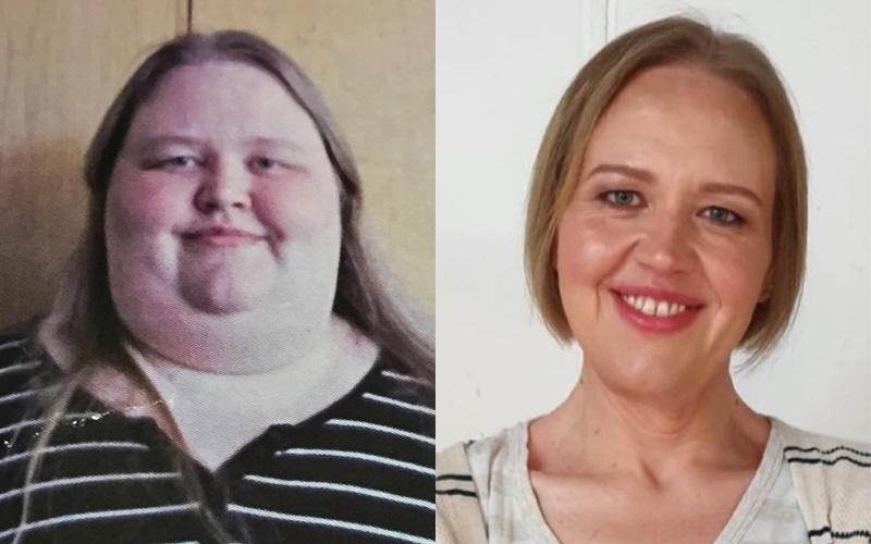 Никогда не поздно: англичанка похудела на 120 кг и наконец полюбила себя в 45 лет