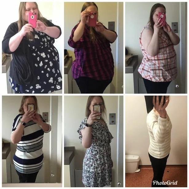 Англичанка похудела на 120 кг в 45 лет - Процесс похудения Сары