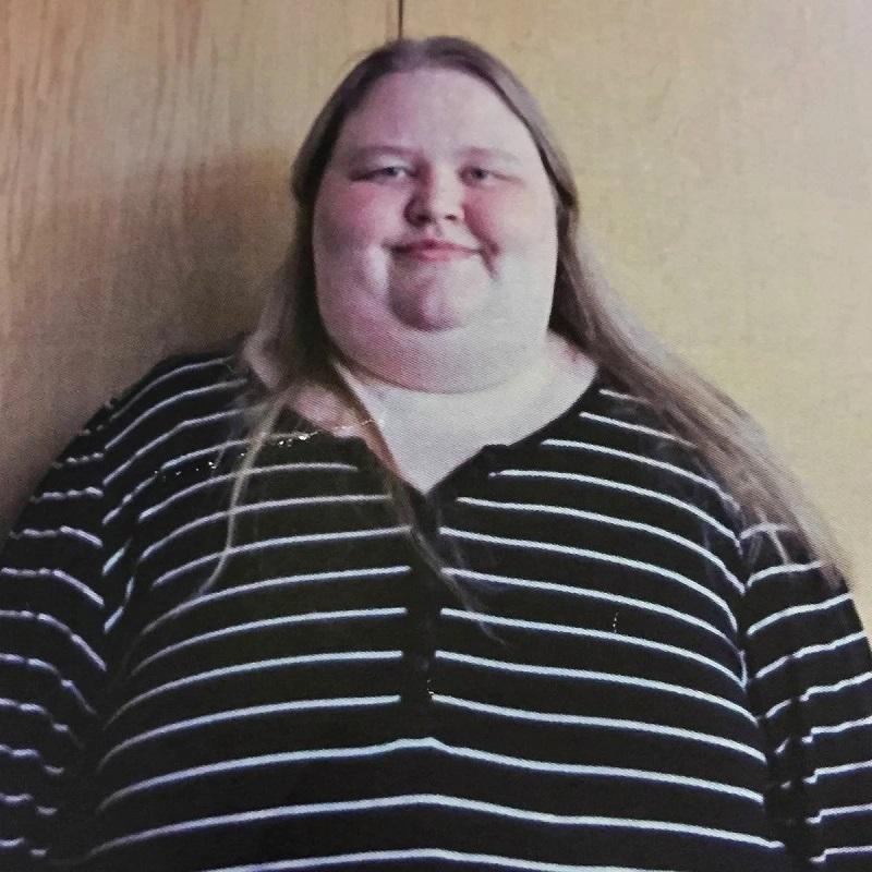 Англичанка похудела на 120 кг в 45 лет - Сара в максимальном весе