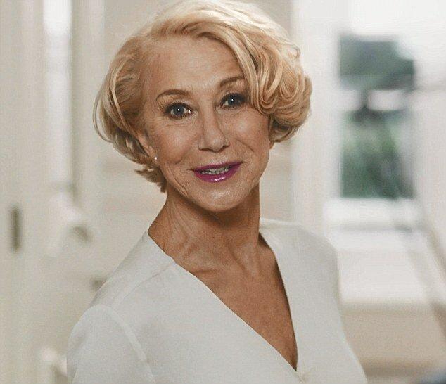 Хелен Миррен о жизни и красоте после 70 лет - в рекламе L'Oréal