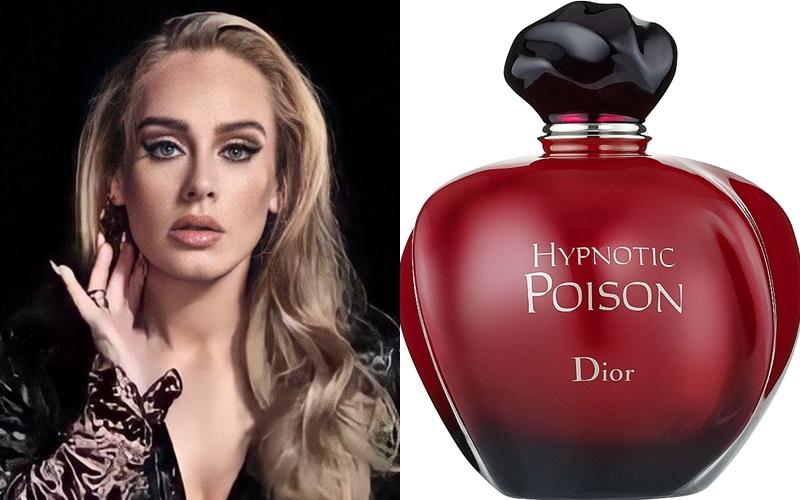 Туалетная вода Hypnotic Poison (Christian Dior) - Адель