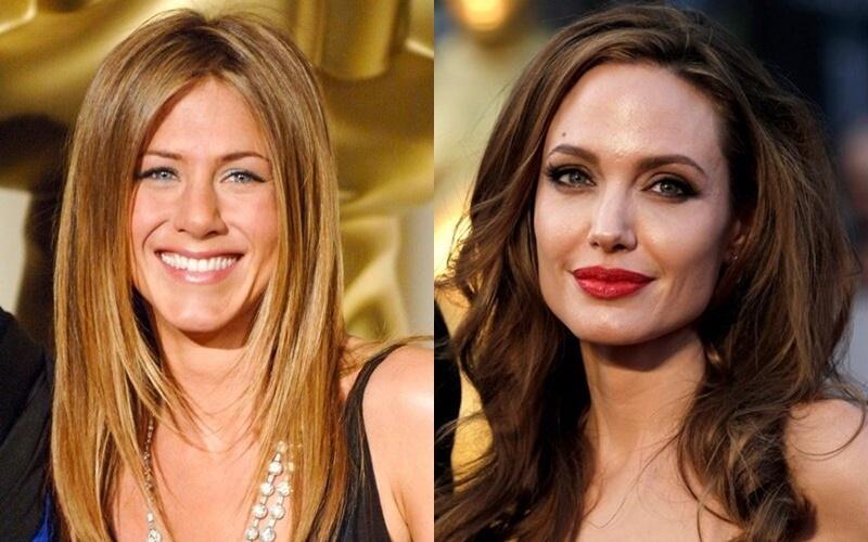 Какие ароматы любят Дженнифер Энистон и Анджелина Джоли