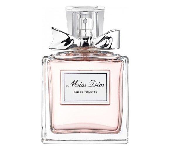 Любимые ароматы Дженнифер Энистон - Miss Dior Eau de Toilette (Christian Dior)