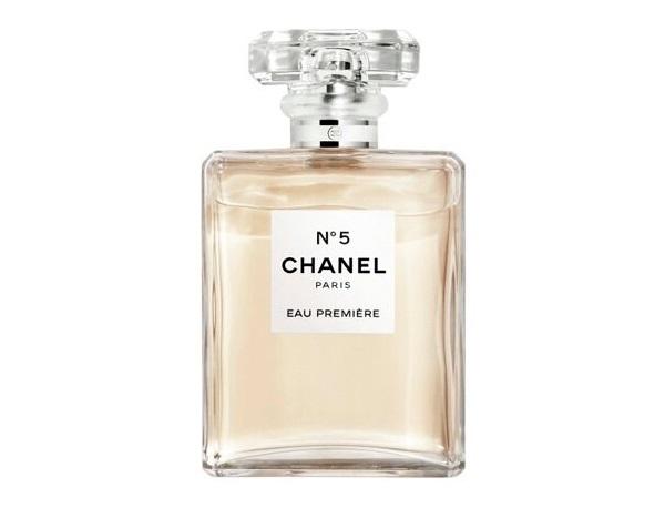 Любимые ароматы Эвелины Хромченко - Chanel №5 Eau Première (Chanel)