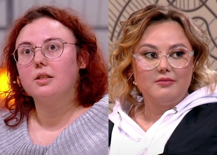 «Модный приговор» - Анастасия, 95 кг - до и после