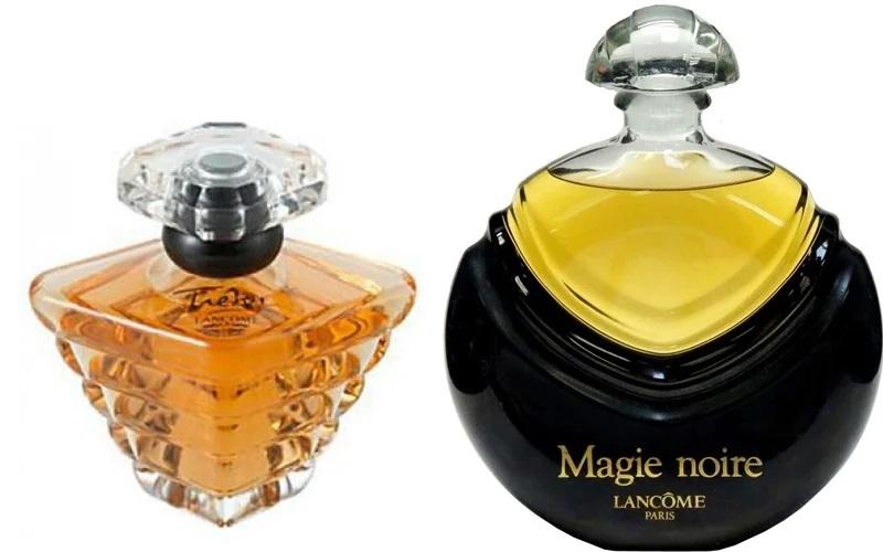 Любимые ароматы итальянских кинодив - Trésor и Magie Noire