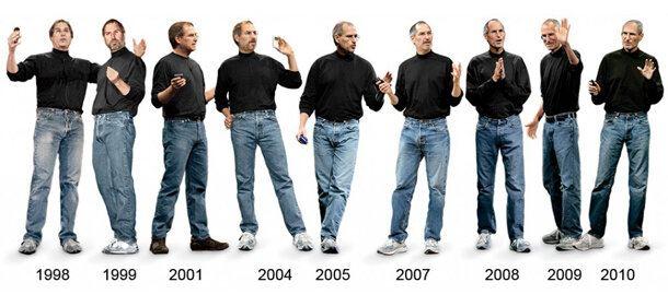 Тренды, бренды, секонд-хенды - Стив Джобс