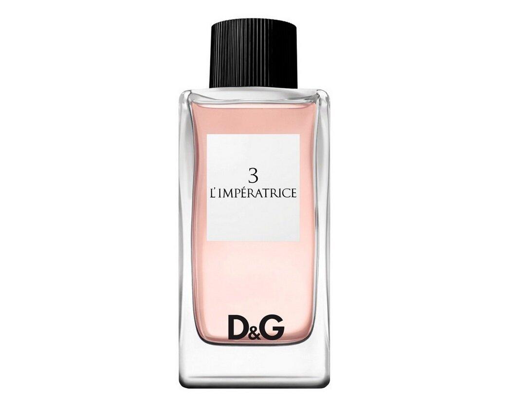 Люкс-ароматы освежители воздуха – L'Imperatrice 3 (D&G)