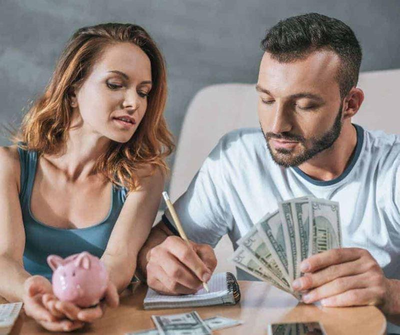 Раздельный бюджет разрушил семью - подсчет денег