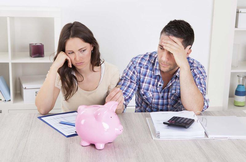 Раздельный бюджет разрушил семью - финансовые проблемы