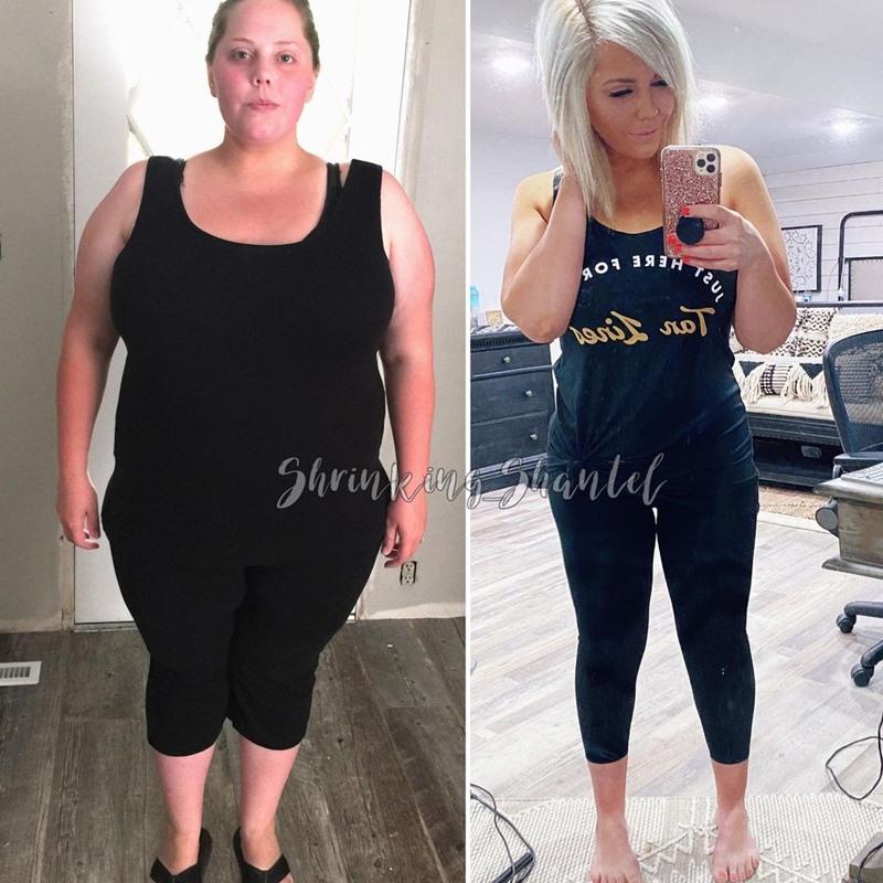 Американка похудела на 70 кг - фитнес