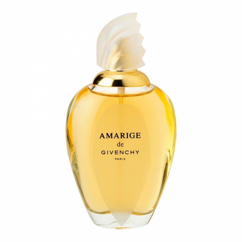 Женские ароматы 1991 года - Amarige (Givenchy)
