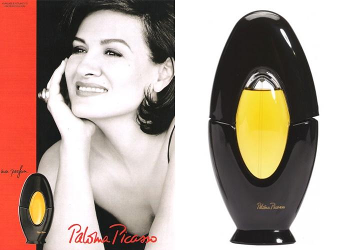 Французские ретро-ароматы, обожали советские женщины - Paloma Picasso (1984)