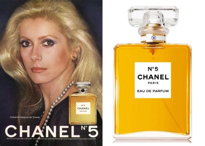 Французские ретро-ароматы, обожали советские женщины - Chanel №5 – Chanel (1921)