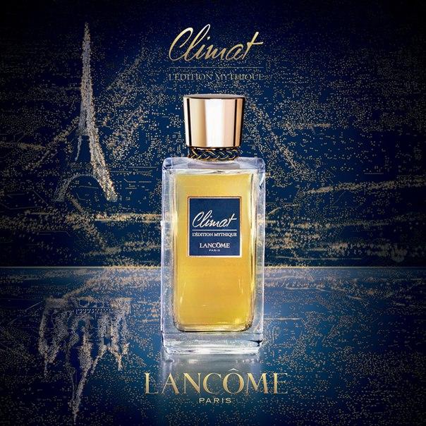 Французские ретро-ароматы, обожали советские женщины - Climat – Lancôme (1967)