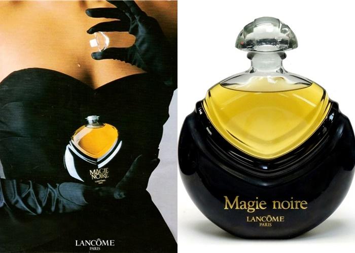 Французские ретро-ароматы, обожали советские женщины - Magie Noire – Lancôme (1978)