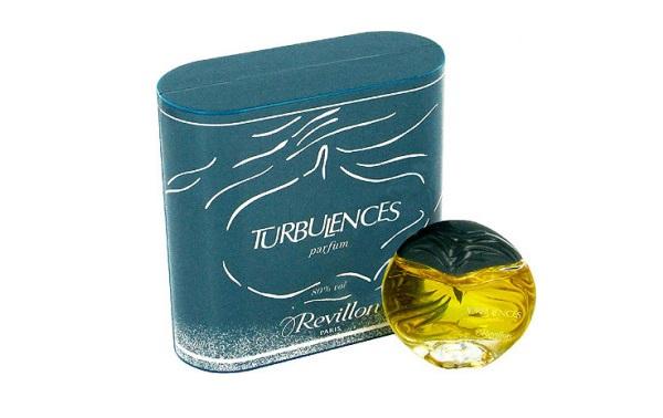 Французские ретро-ароматы, обожали советские женщины - Turbulences – Revillon (1981)