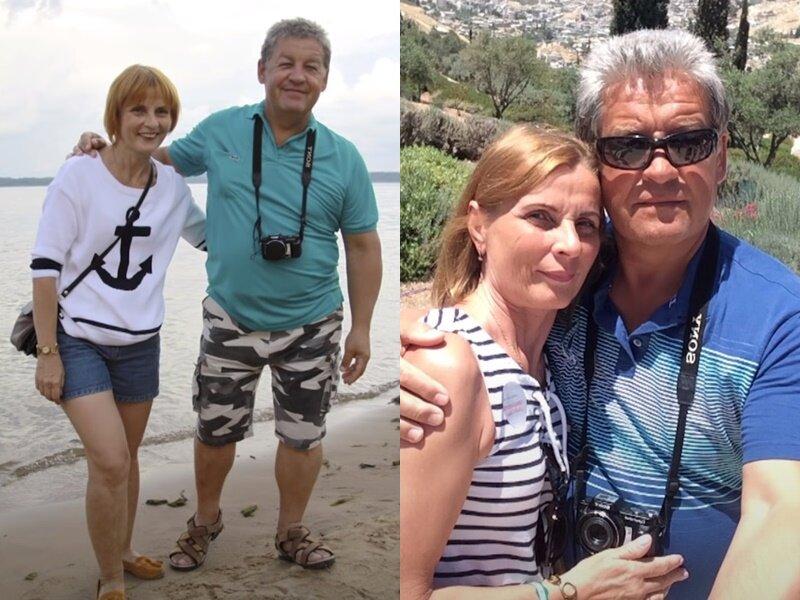 «Модный приговор», жена моряка 58 лет - с мужем
