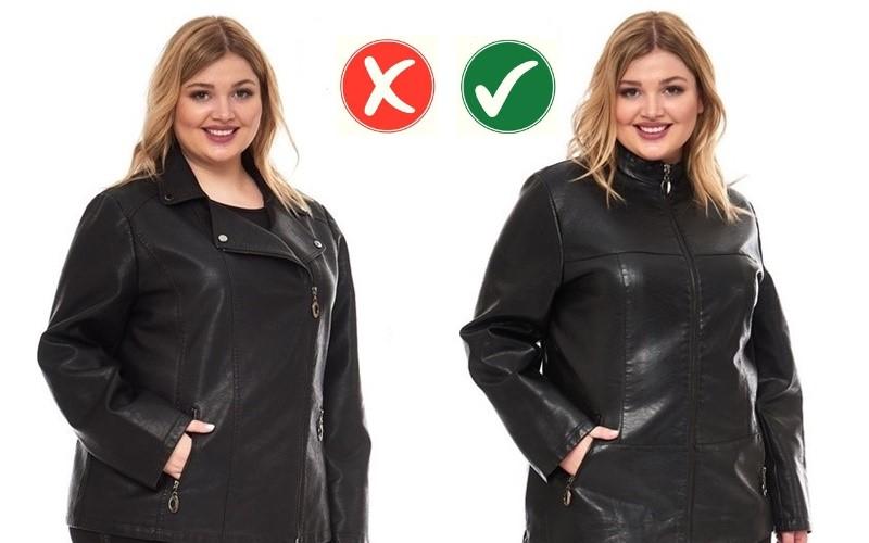 Верхняя одежда для полных: 10 правил стильного и стройного демисезона