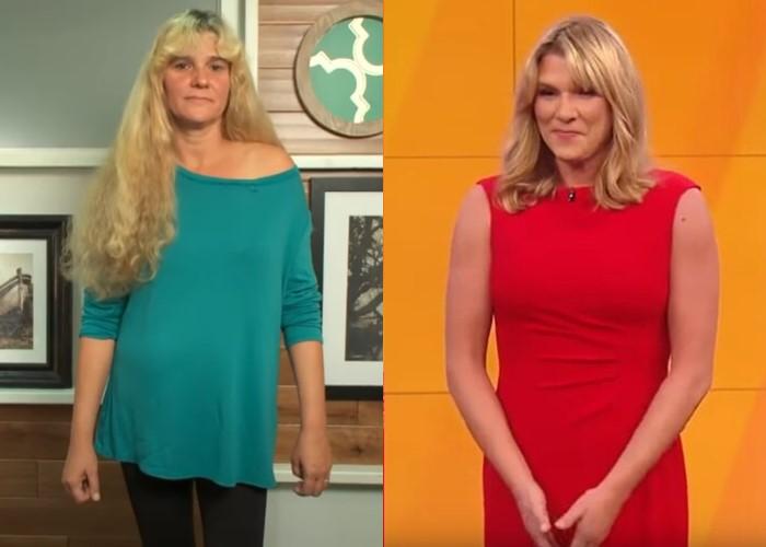 Преображение домохозяйки Кэти - Стиль Кэти до и после преображения