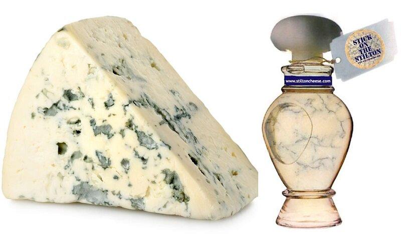 Ароматы с нотой сыра - Eau de Stilton
