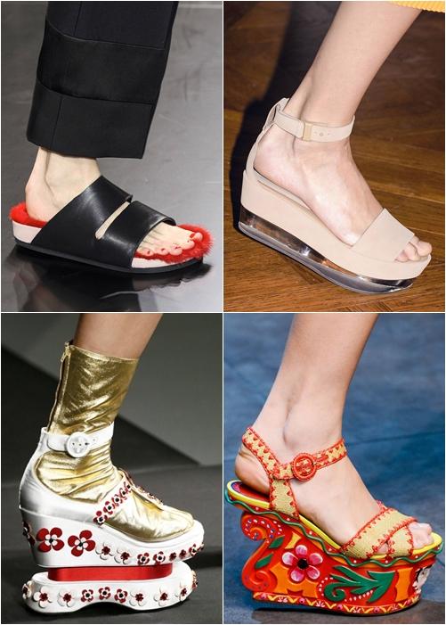 обувь весна-лето 2013 японский стиль