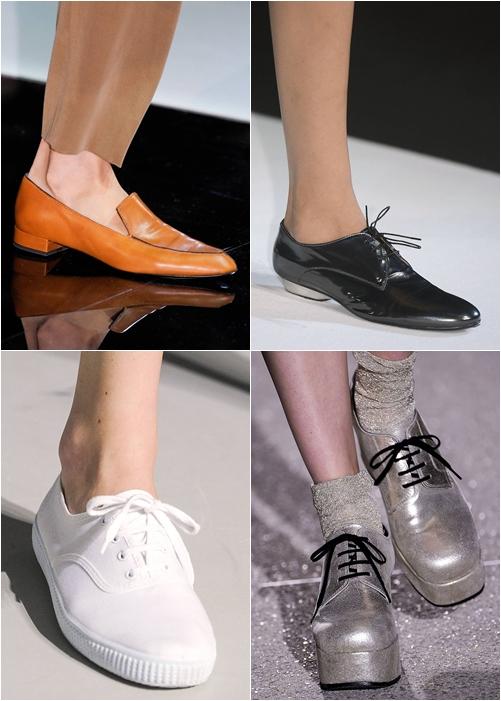 обувь весна-лето 2013 мужской стиль