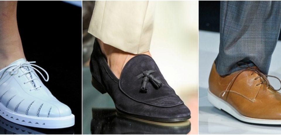 Мужская обувь 2013 (фото): весна и лето с комфортом на ногах