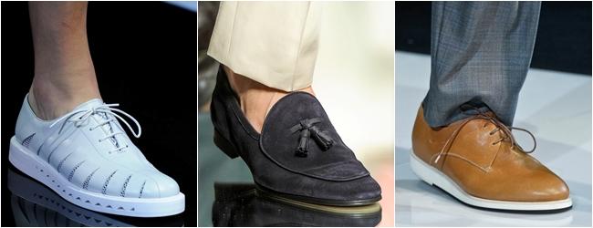 Мужская обувь 2013 (фото) весна и лето с комфортом