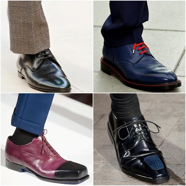 Мужская обувь 2013 классические туфли