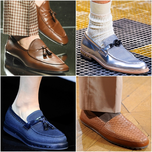 Мужская обувь 2013 лоуферы и мокасины