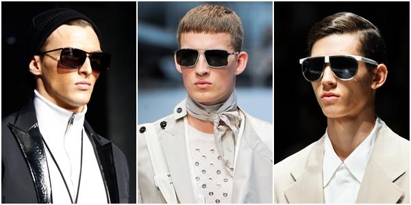 Мужские очки 2013 новые авиаторы
