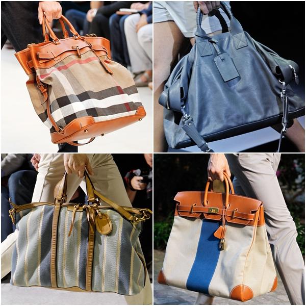 Мужские сумки 2013 вместительные классические объемные