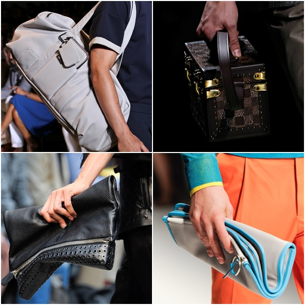 Мужские сумки 2013 женский стиль