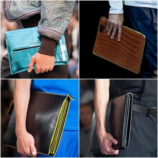 Мужские сумки 2013 плоские планшеты