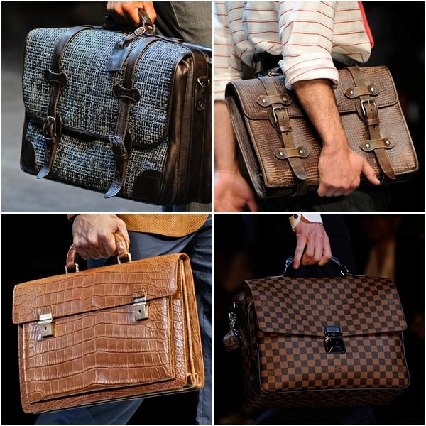 Мужские сумки 2013 портфели