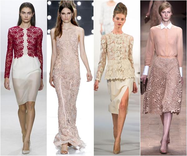 Весна-лето 2013 модные тенденции rhe;tdj