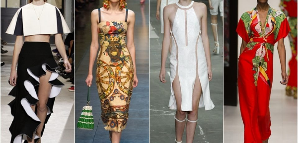Весна-лето 2013: модные тенденции, без которых не обойтись