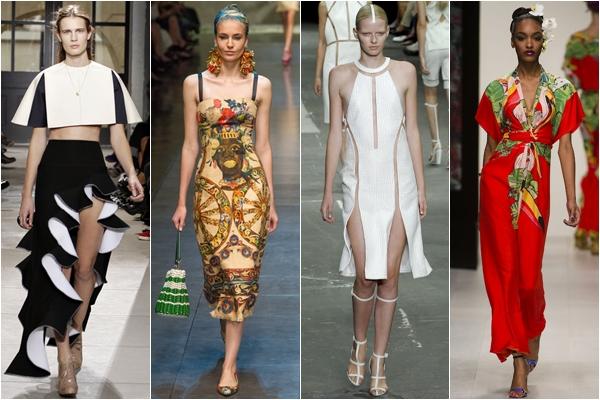 Весна-лето 2013: модные тенденции
