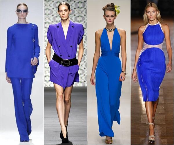 цвета 2013 яркий синий