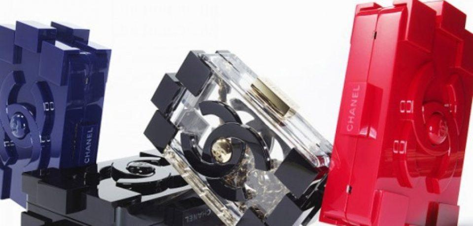 Сумка Chanel Lego – возвращение в детство