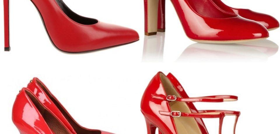 Красные туфли 2013