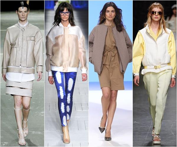 Куртки на молнии 2013