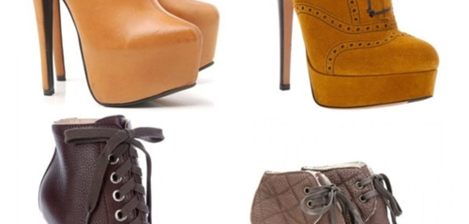 Летние сапоги 2013: модные сапожки и стильные ботильоны