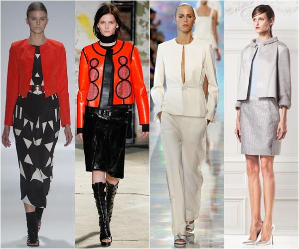 жакеты и пиджаки 2013 в стиле шанель