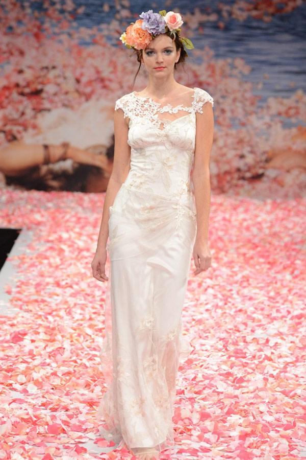 свадебное платье Claire Pettibone 2013