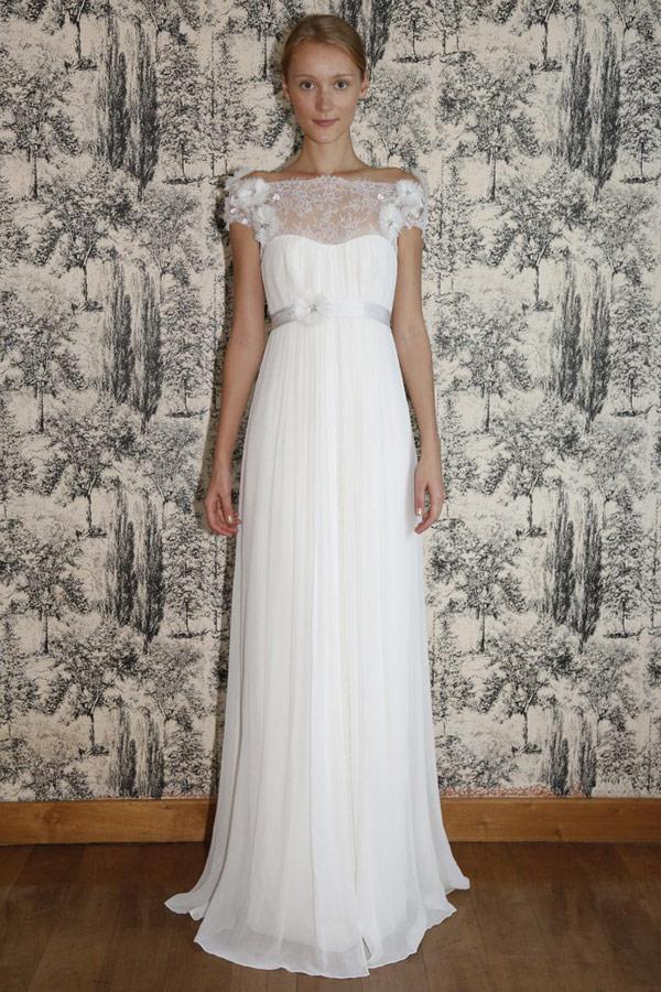 Свадебные платья в греческом стиле 2013  temperley london фото