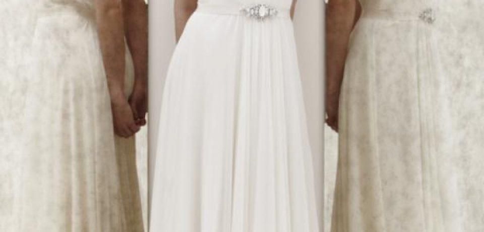 Свадебные платья в греческом стиле 2013